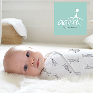Roger Armstrong Nursery Products - aden by aden and anais